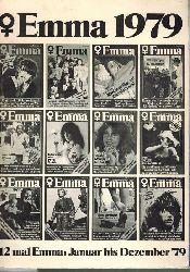 Emma 1979  Emma Jahresband 1981