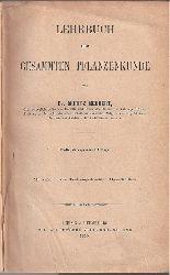 Seubert,Moritz  Lehrbuch der gesammten Pflanzenkunde