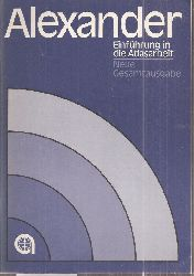 Alexander Weltatlas  Einführung in die Atlasarbeit (nur die Einführung)