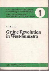 Benad,Annette  Grüne Revolution in West-Sumatra