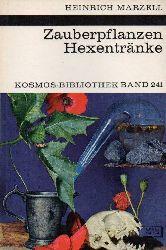 Marzell,Heinrich  Zauberpflanzen Hexentränke