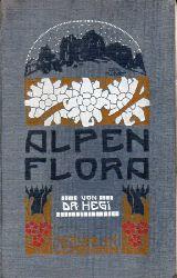 Hegi,Gustav  Alpenflora