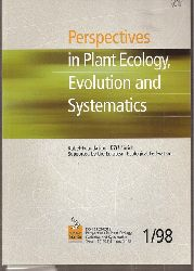 Perspectives in Plant Ecology,Evolution  Volume 1/1 1998