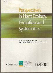 Perspectives in Plant Ecology,Evolution  Volume 3/1 2000