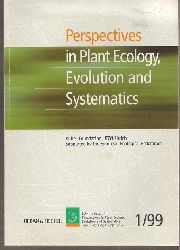 Perspectives in Plant Ecology,Evolution  Volume 2/1 1999