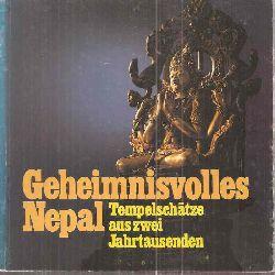 Thomsen,Margrit  Geheimnisvolles Nepal