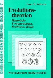 Wuketits,Franz M.  Evolutionstheorien