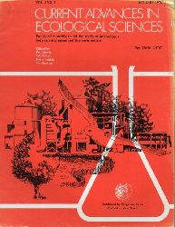 Jarvis,Paul and Harry Smith and Margaret Jarvis  Current Advances in Ecological Sciences Volume 2, No.1 January 1976