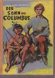 Baumann,Hans  Der Sohn des Columbus