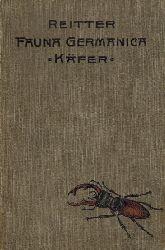 Reitter,Edmund  Fauna Germanica Die Käfer des Deutschen Reiches II.Band