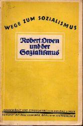 Simon,Helene  Robert Owen und der Sozialismus