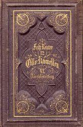 Reuter,Fritz  Olle Kamellen sechster Theil Dörchläuchting