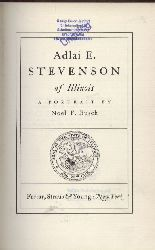 Busch,Noel F.  Adlai E. Stevenson of Illinois