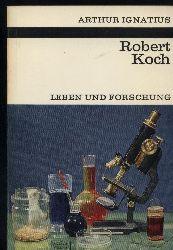 Ignatius,Arthur  Robert Koch
