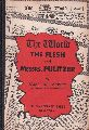 Barrett,James W.  The World.The Flesh and Messrs.Pulitzer