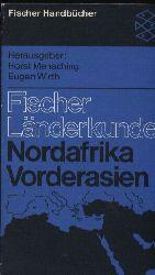 Mensching,Horst+Eugen Wirth (Hsg.)  Nordafrika und Vorderasien