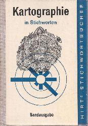 Wilhelmy,Herbert  Kartographie in Stichworten