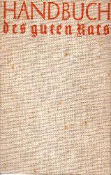 Handbuch des guten Rats  Handbuch des guten Rats