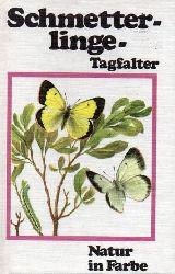 Moucha,J.  Schmetterlinge Tagfalter