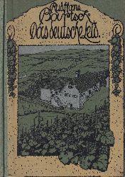 Bartsch,Rudolf Hans  Das deutsche Leid