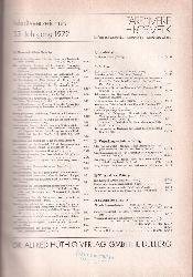 Parfümerie und Kosmetik  Parfümerie und Kosmetik 53.Jahrgang 1972