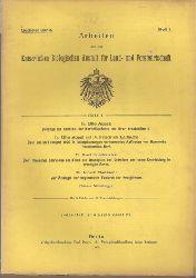 Appel,Otto+Friedrich Laibach+Karl Friedrich  Beiträge zur Kenntnis der Kartoffelpflanze und ihrer Krankheiten II.