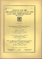 Ziegler,O.+O.Schwarz+M.Klinowski+E.Hiltner  Kritische Betrachtungen zur Oekologie des Abbaues zur Biologie der