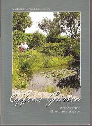 Gesellschaft für Staudenfreunde e.V.  Offene Gärten