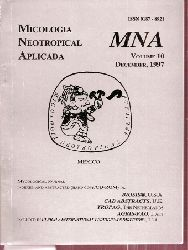 Micologia Neotropical Aplicada  Volumen 10, December 1997