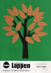 Baumschulen Lappen  Katalog 1997 /1998