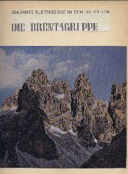 Pedrotti,Remo  Die Brentagruppe (Foto-Bildband)