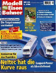 Modelleisenbahner  Modelleisenbahner Heft Nr. 8 / 1996