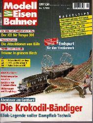 Modelleisenbahner  Modelleisenbahner Jahr 1997,Heft Januar (1 Heft)