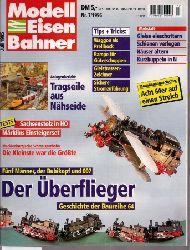 Modelleisenbahner  Modelleisenbahner Nr.7. Juli 1995