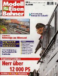 Modelleisenbahner  Modelleisenbahner Mai 1995