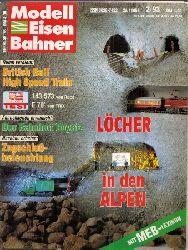 Modelleisenbahner  Modelleisenbahner Februar 1993