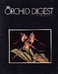 the Orchid Digest  Volume 38, No. 6 - Nov.Dec. 1974