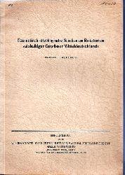 Althaus,Brigitte  Faunistisch-ökologische Studien an Rotatorien salzhaltiger Gewässer