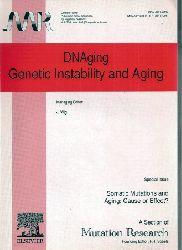 Mutation Research  Mutation Research, Jahr 1995.Volume 338 Heft 1 - 6 (1 Heft)