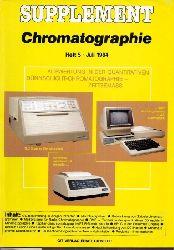 Chromatographie  Chromatographie Heft 5, Juli 1984