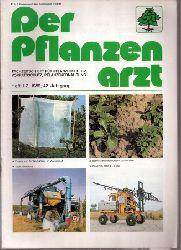 Der Pflanzenarzt  Der Pflanzenarzt 42.Jahrgang Heft 1/2 bis 11/12 (8 Hefte)
