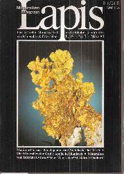 Lapis Mineralien Magazin  Lapis 18.Jahrgang 1993, Heft 3