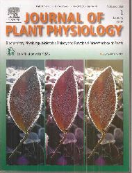 Journal of Plant Physiology  Journal of Plant Physiology Volume 162 2005, No. 1