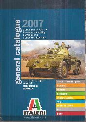 Italeri  general catalogue 2007