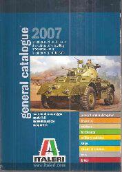 Italeri  general catalogue 2007