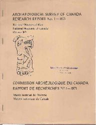Macdonald,George F.  Archaeological Survey of Canada