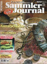 Sammler Journal  Sammler Journal 26.Jahrgang Heft 11 / 97