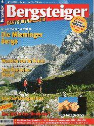 Bergsteiger  Bergsteiger Heft 6 Juni 2000