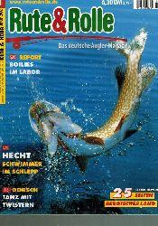Rute & Rolle  Rute & Rolle Heft Januar 2002 (1 Heft)