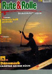 Rute & Rolle  Rute & Rolle Heft Juni 2001 (1 Heft)